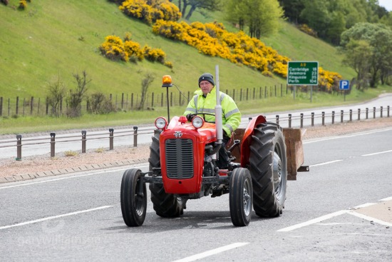 Massey Ferguson Tractor Run - Sunday 14th June